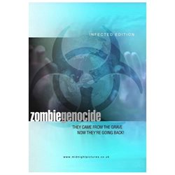 Zombie Genocide Movie Poster (11 x 17)