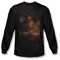 Trick 'R Treat Horror Zombie Comedy Movie Movie Poster Adult Long Sleeve T-Shirt