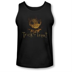 Trick 'R Treat Horror Zombie Comedy Movie Logo Adult Tank Top Shirt