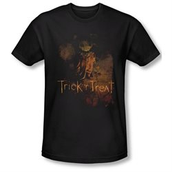 Trick 'R Treat Horror Zombie Comedy Movie Movie Poster Adult Slim T-Shirt Tee