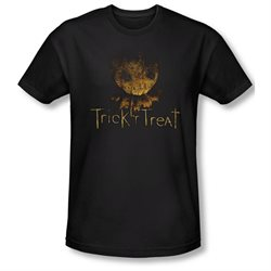 Trick 'R Treat Horror Zombie Comedy Movie Logo Adult Slim T-Shirt Tee