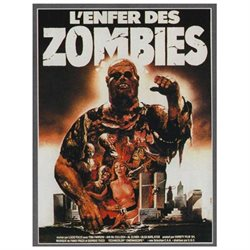 Zombi 2 Poster Movie Belgian 11 x 17 In - 28cm x 44cm Tisa Farrow Ian McCulloch Richard Johnson Al Cliver Auretta Gay Stefania D'Amario