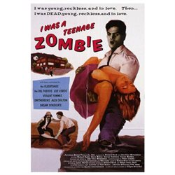I Was a Teenage Zombie Poster Movie 27 x 40 In - 69cm x 102cm