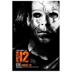 Halloween 2 Poster Movie B 27 x 40 In - 69cm x 102cm Sheri Moon Zombie Chase Wright Vanek Scout Taylor-Compton Brad Dourif Caroline Williams