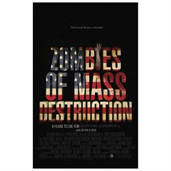 ZMD: Zombies of Mass Destruction Poster Movie 27 x 40 Inches - 69cm x 102cm Janette Armand Doug Fahl Cooper Hopkins Bill Johns Russell Hodgkinson Ali Hamedani Cornelia Moore