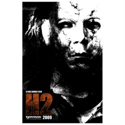 Halloween 2 Poster Movie 27 x 40 In - 69cm x 102cm Sheri Moon Zombie Chase Wright Vanek Scout Taylor-Compton Brad Dourif Caroline Williams