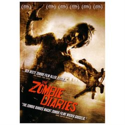 The Zombie Diaries Poster Movie German 27 x 40 In - 69cm x 102cm