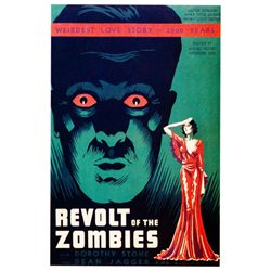 Revolt Of The Zombies 1936 Movie Poster Masterprint (11 x 17)