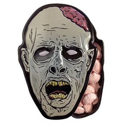 Zombie Candy Tin