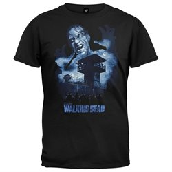 Walking Dead - Prison Shadows T-Shirt
