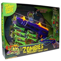 Zombie Crossdart Set by Westminster Inc.