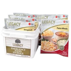 32 Serving Family 72 Hour Emergency Food Supply Kit - 8 Lbs - Disaster Relief - Survival Preparednes