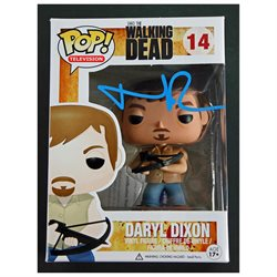 Norman Reedus Signed The Walking Dead 'Daryl Dixon' Pop Vinyl Figure PSA/DNA