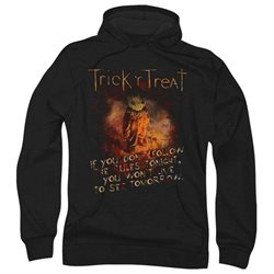 Trick 'R Treat Horror Zombie Comedy Movie Rules Adult Pull-Over Hoodie