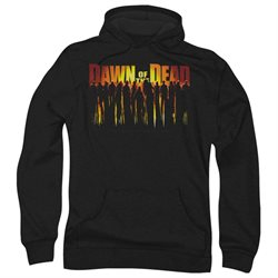 Dawn Of The Dead SciFi Zombie Movie Walking Dead Adult Pull-Over Hoodie