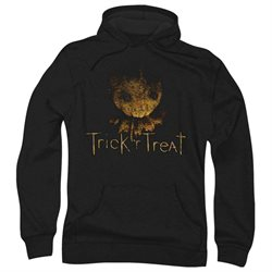 Trick 'R Treat Horror Zombie Comedy Movie Logo Adult Pull-Over Hoodie