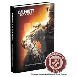 Call of Duty Black Ops III Collector's Edition Guide