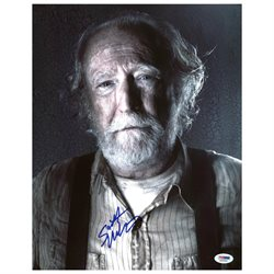 Scott Wilson The Walking Dead Authentic Signed 11X14 Photo PSA/DNA #S96586