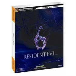 Resident Evil 6: Signature Series Guide