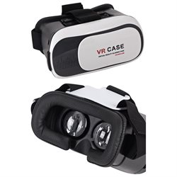UNIVERSAL 3D VIRTUAL REALITY HEADSET GLASSES FOR iPHONE 6s 6 PLUS GALAXY S6 S7