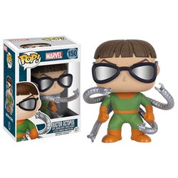 Funko POP! Marvel 3.75 inch Vinyl Bobble-Head Figure - Doctor Octopus