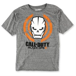 Call Of Duty Mens Black Ops III Graphic T-Shirt