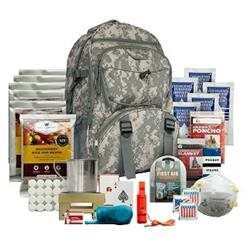 Wise Foods 01-622GSG 5 Day Survival Backpack