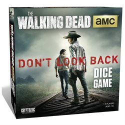 Walking Dead TV Series Don't Look Back Dice Game