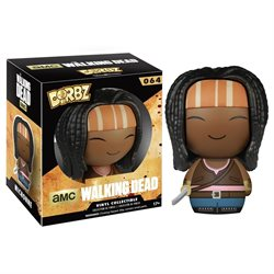 The Walking Dead Vinyl Funko Dorbz Collectible Figure Michonne