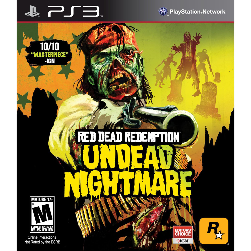 Red Dead Redemption: Undead Nightmare Collection