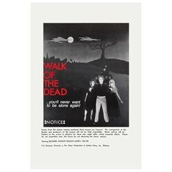 VENGEANCE OF THE ZOMBIES Poster Mini Promo Movie (11 x 17 Inches - 28cm x 44cm) (Style B) Paul Naschy Romy Mirta Miller Mar a Kosty
