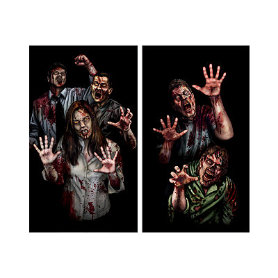 Zombie Asylum Double Poster - Decorations