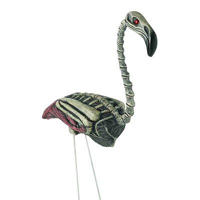 2 ft Zombie Flamingo - Decorations