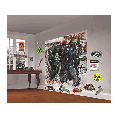 Zombie Wall Kit - Decorations
