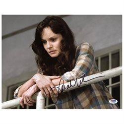 Sarah Wayne Callies Walking Dead Signed Authentic 11X14 Photo PSA/DNA #W79886