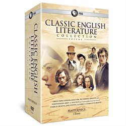 Masterpiece Classic-Classic English Literature Collection-V01