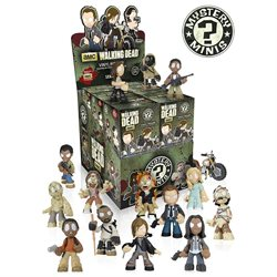 Funko Mystery Mini Walking Dead Series 4 Vinyl Figure Blind Bag