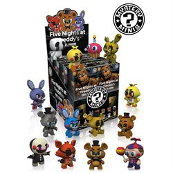 Five Nights at Freddy's Blind Box Mystery Mini Figure
