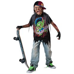Child Zombie Sk8r Boy Costume by Incharacter Costumes LLC 17059